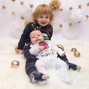 Isabelle & Riley