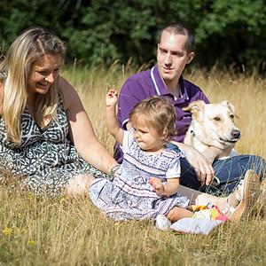 Jess & Family
