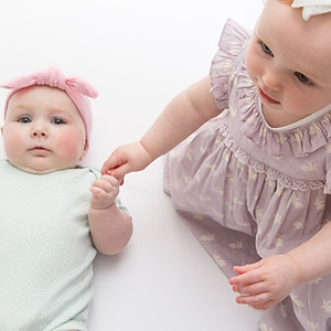 Poppy and Lily