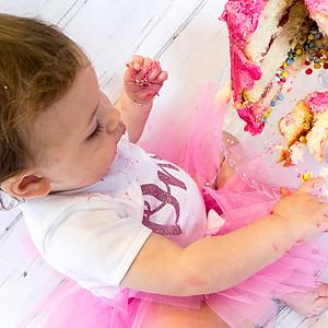 Sophia Cake Smash