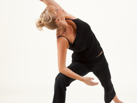 Private Yoga Session may be JUST what you need! ...Many people can be intimidated to start a yoga.