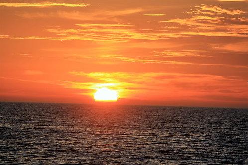 30 x 40 Redondo Beach Sunset