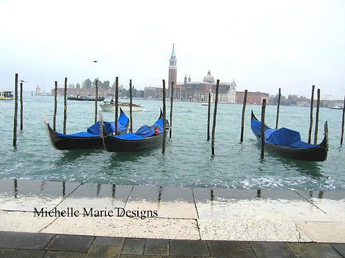 Gondolas (Venice)