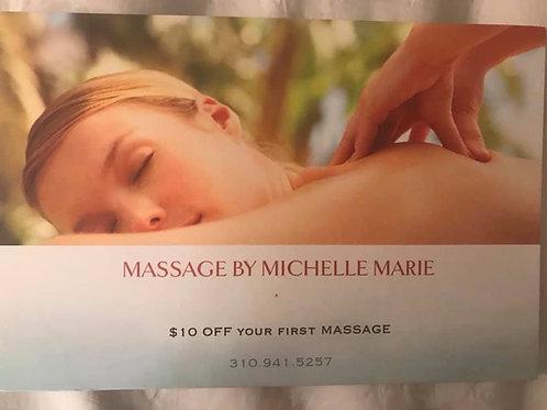90 Minute Healing Professional Massage
