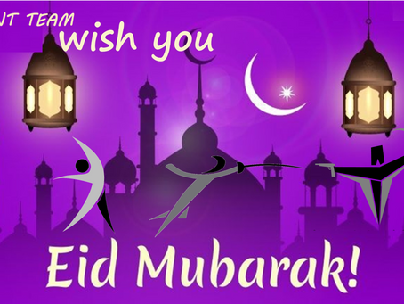 Clement Sports Wish you EID Mubarak