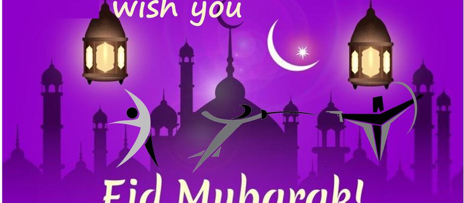 Clement Sports Wish you EID Mubarak