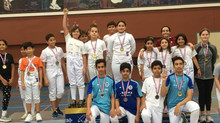 RAIN FO MEDALS for Clement fencing Fencers at QFF First ROUND 2019\2020