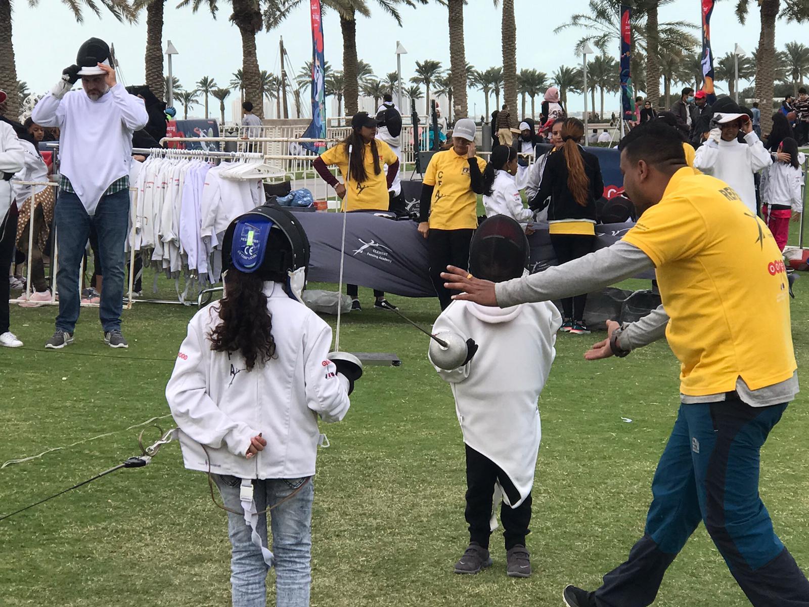 sports qatar