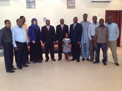 embassy staff 2012