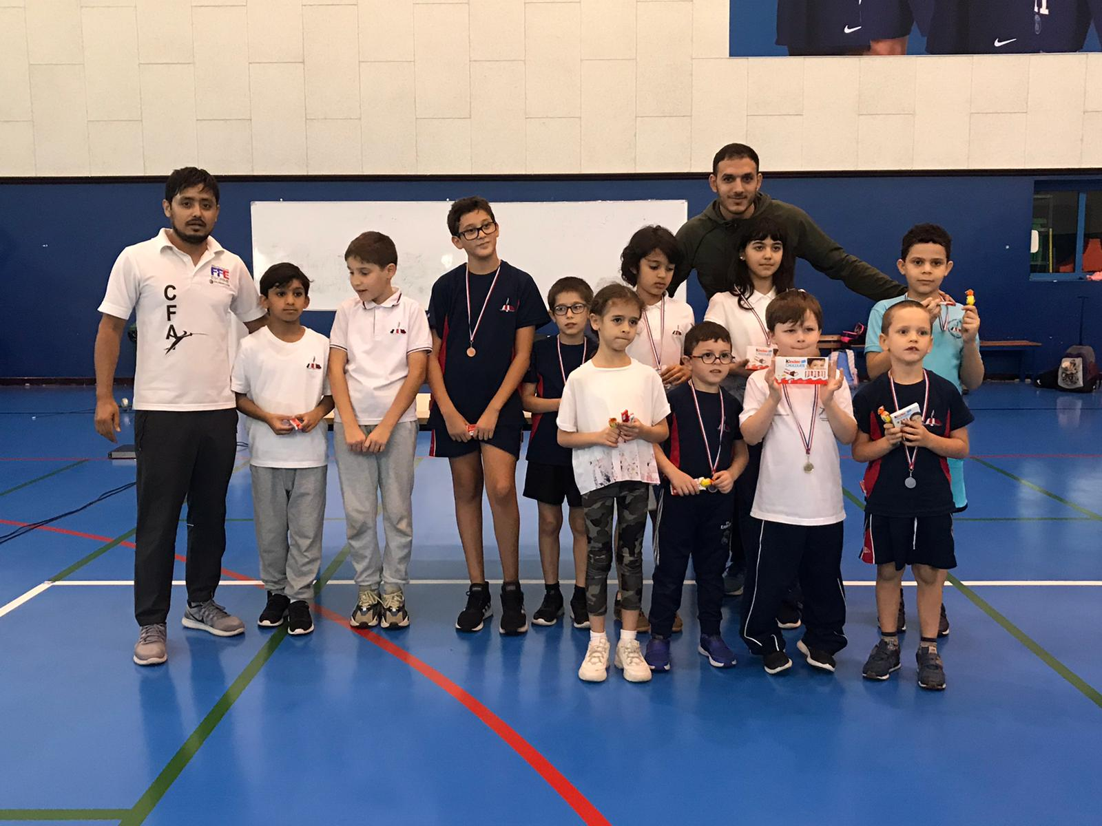 clement fencing doha