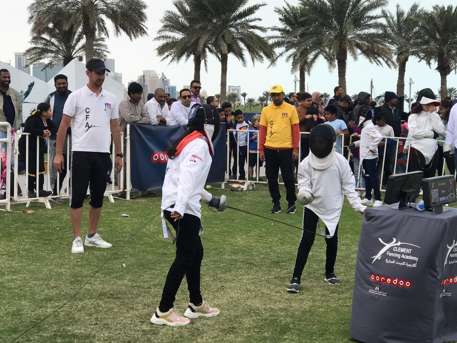kids sports doha -qatar