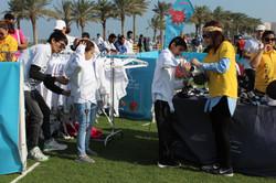 CFA at Qatar national sport day 2019