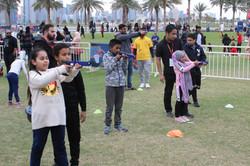 kids shooting doha