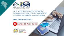 Promotion de la destination Bénin : obtention du visa via internet désormais possible