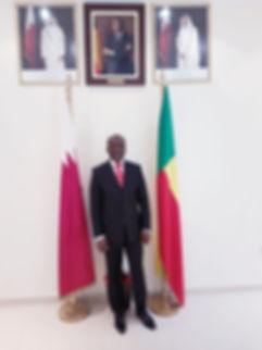Mohamed BARE ambassador