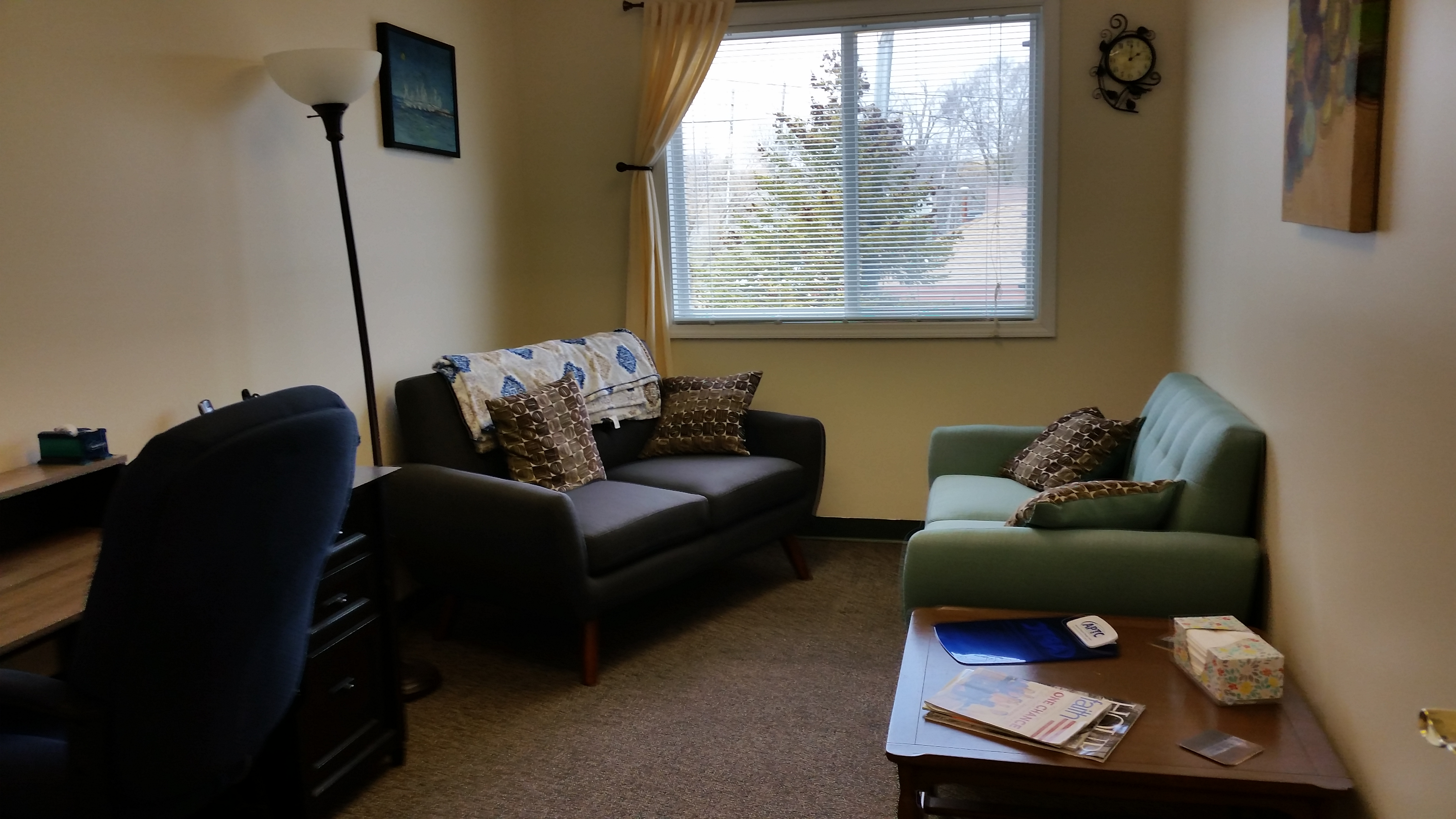 3rd therapist office