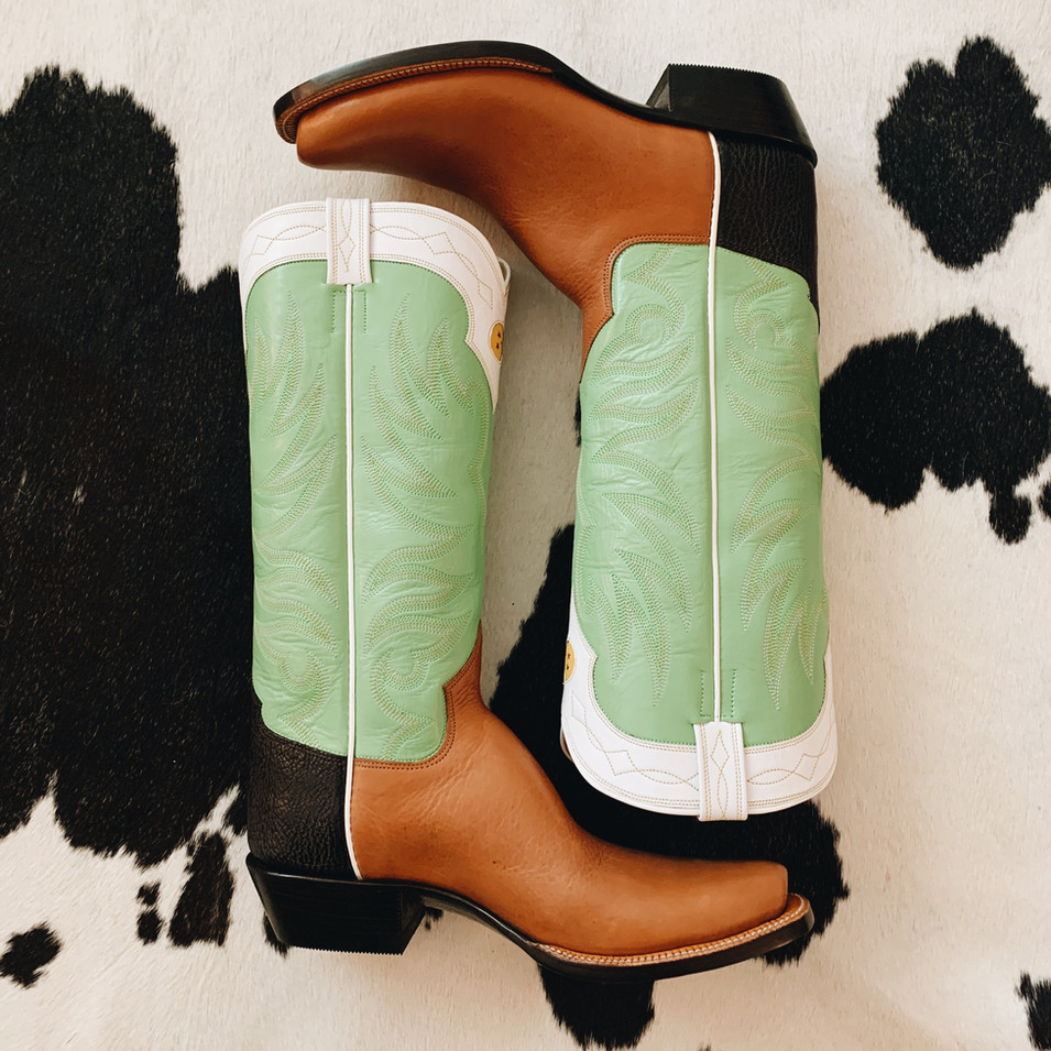 Handmade Cowboy Boot