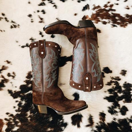 Womens Cowboy Work Boots