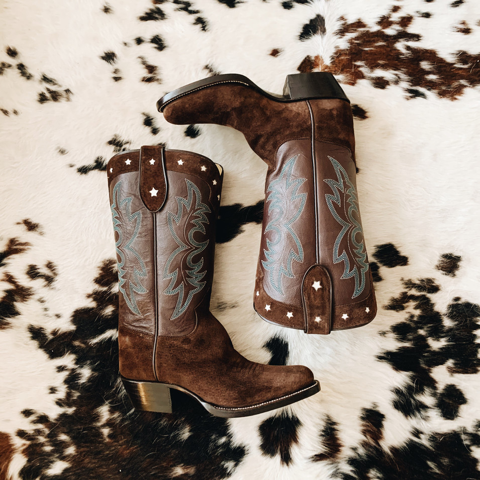Womens Cowboy Work Boots