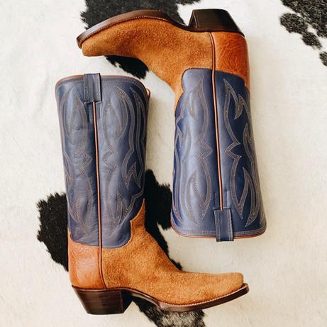 Mens Cowboy Boot