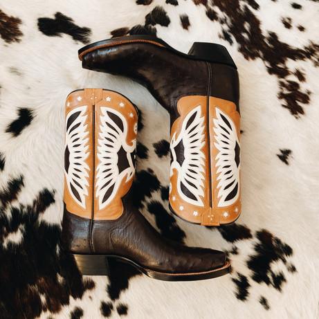 Double Eagle Cowboy Boot