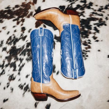 Ladies Cowboy Boot