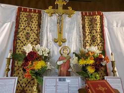 Saint Stephen Chapel Altar