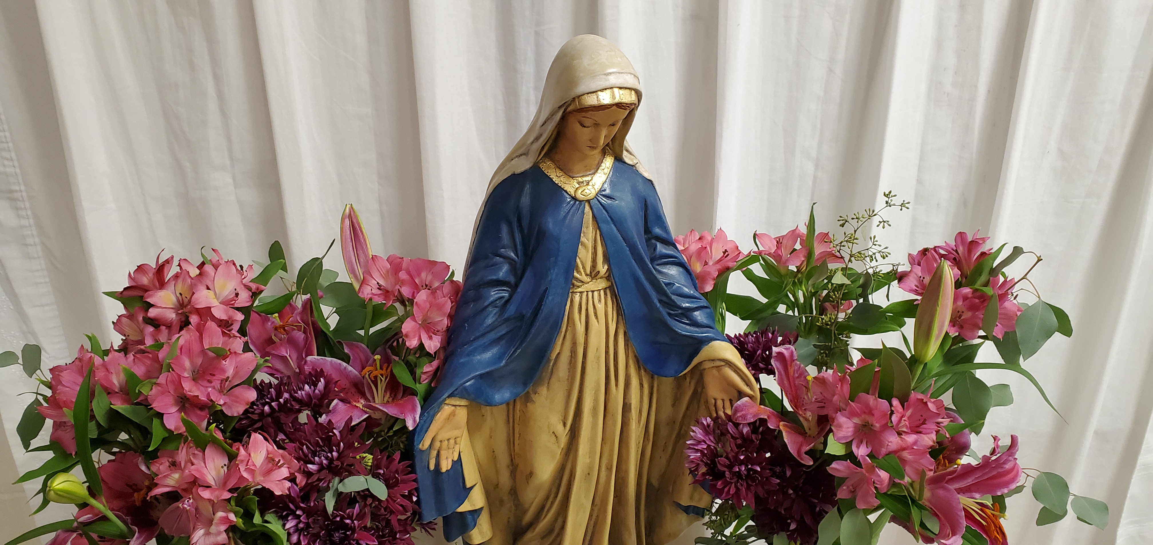 Our Blessed Mother