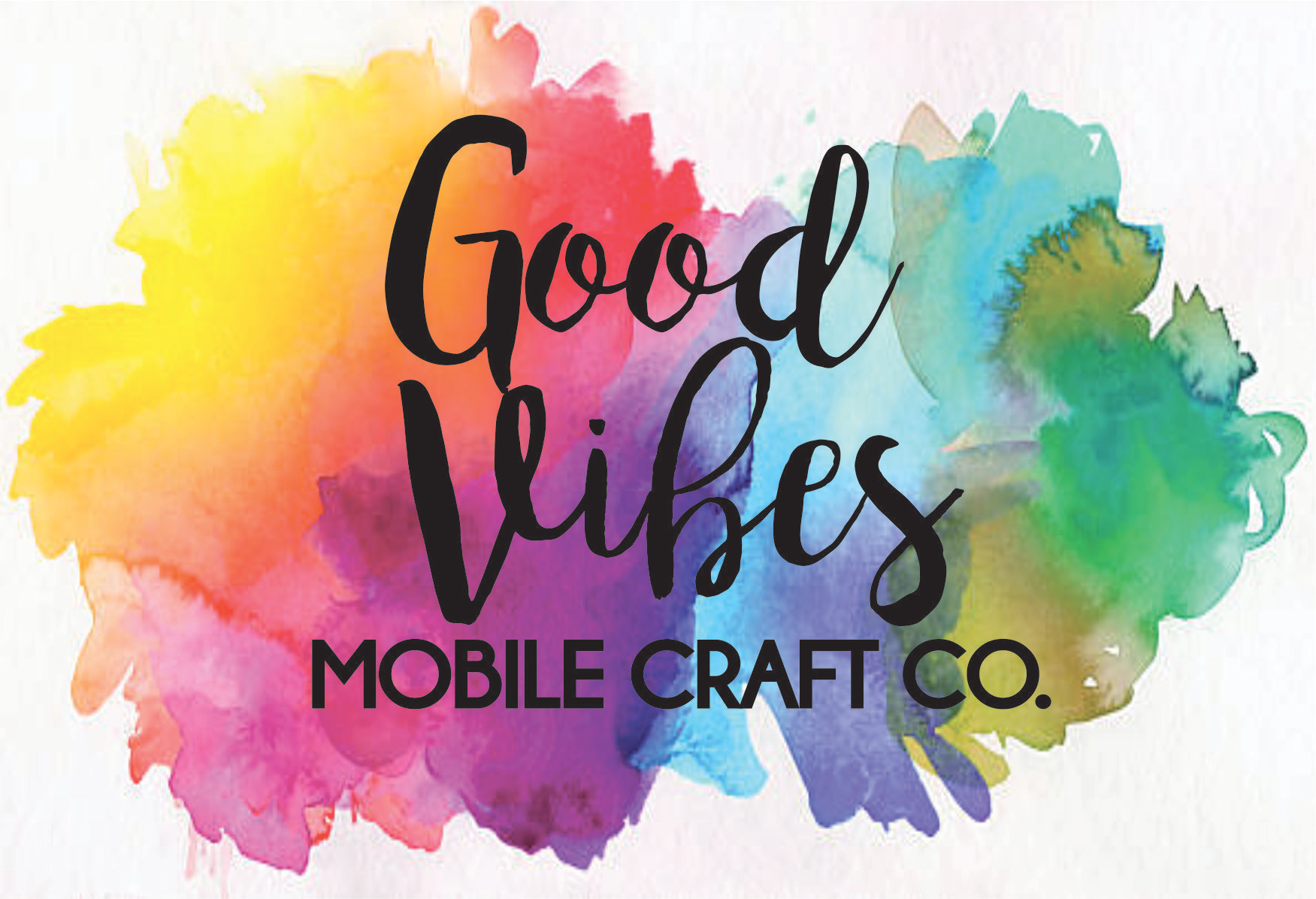 Paint A Sign Windsor Essex County Good Vibes Mobile Craft Co