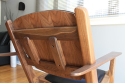 armchair back