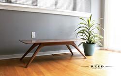 solid walnut coffee table 4