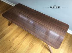solid walnut coffee table 3