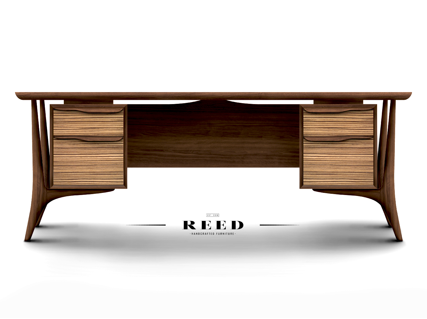 Great Mid Century Modern | United States | Reed Handcrafted Furniture