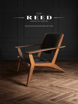 Reed Armchair Ad