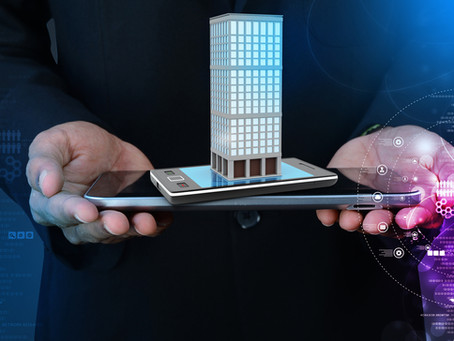 DIGITAL TWIN OFFERS HUGE OPPORTUNITIES FOR REAL ESTATE LIFE CYCLE