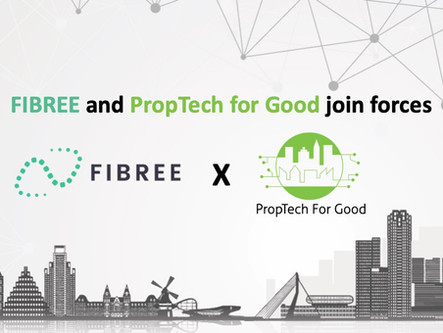 FIBREE and PropTech for Good join forces