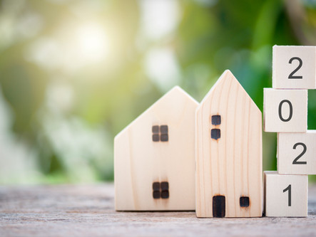 7 Trends that will change the Real Estate industry in 2021