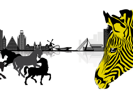 Forget Unicorns. PropTech Zebras are the future!