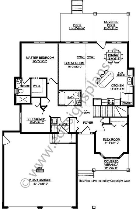 New Home Floor Plan
