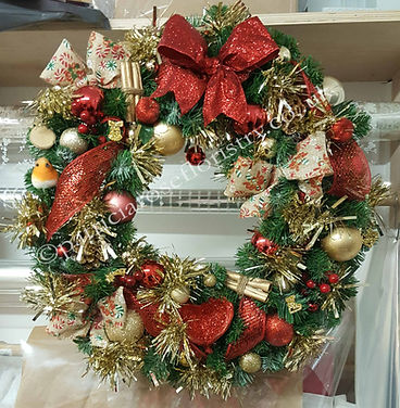 PRF - ULTIMATE WREATH WITH ROBIN AND BEL