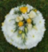 white and lemon posy pad.jpg