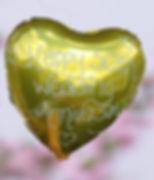 PRF - GOLDEN WEDDING ANNIVERSARY BALLOON