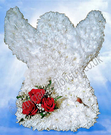 PRF - MUM'S ANGEL TRIBUTE WITH FEATHER W