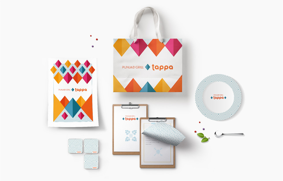Tappa | Branding and Design Agency | Delhi | Origin Ink