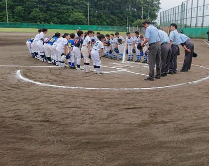 0623Cチーム夏季大会準決勝