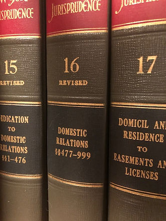 Domestic Relations Law Books