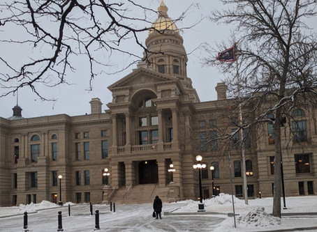 Revenue Forecast and the CREG Report: What it Could Mean for Wyoming Education