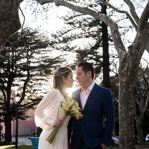Mini Wedding: Rafaella e Erik