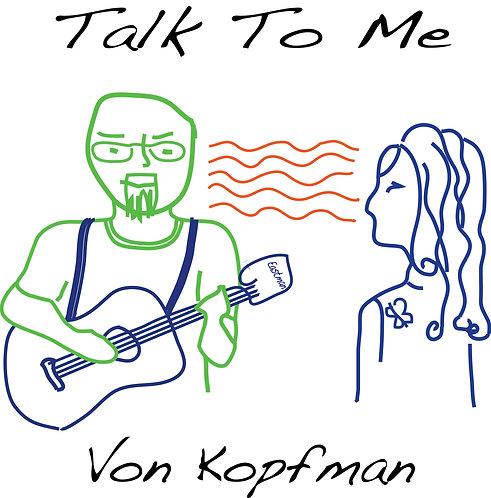 Talk To Me  Audio CD