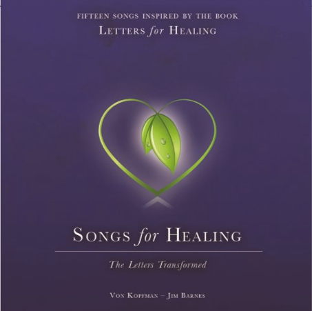 """Songs for Healing"" 2013  Audio CD"